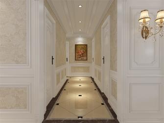 140平米四室两厅欧式风格走廊图