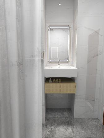 60平米公寓现代简约风格卫生间设计图