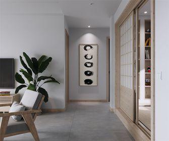 80平米公寓日式风格玄关欣赏图