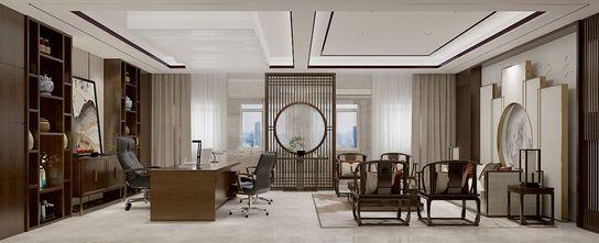 140平米复式中式风格客厅装修图片大全