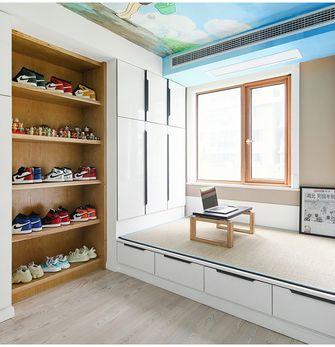 90平米三室一厅北欧风格储藏室装修案例