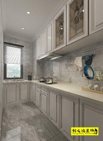 100平米一室一厅欧式风格厨房装修图片大全