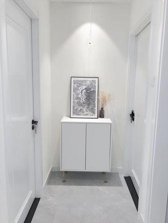 110平米三室两厅北欧风格走廊装修效果图