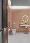 140平米中式风格卫生间装修图片大全
