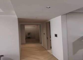 100平米三室两厅现代简约风格走廊设计图