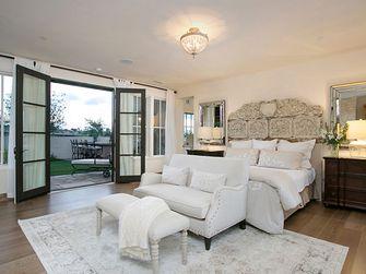 140平米别墅地中海风格卧室装修案例