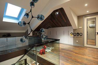 70平米三室三厅中式风格楼梯间欣赏图