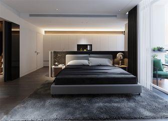 110平米三室两厅现代简约风格卧室装修案例