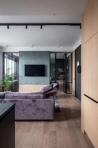 60平米一居室其他风格客厅图片大全