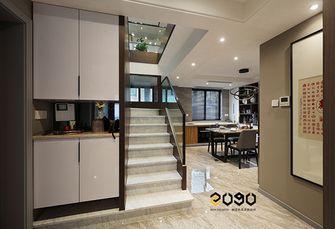 70平米三室三厅中式风格玄关装修效果图