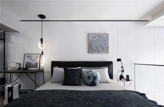 70平米复式现代简约风格卧室装修案例