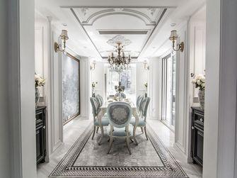 140平米别墅法式风格餐厅装修案例