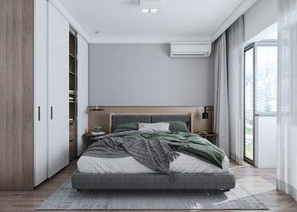 50平米一居室现代简约风格卧室图片