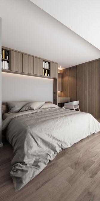 140平米复式日式风格卧室图片大全