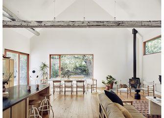60平米田园风格客厅图片大全