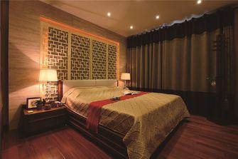 80平米东南亚风格卧室欣赏图