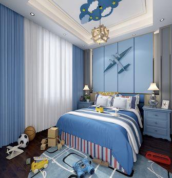 140平米别墅中式风格儿童房欣赏图