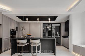 140平米复式欧式风格厨房欣赏图