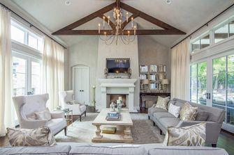 50平米小户型美式风格客厅欣赏图