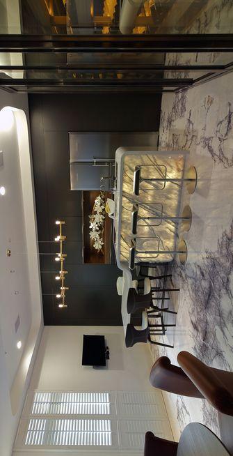 100平米三室两厅现代简约风格其他区域设计图