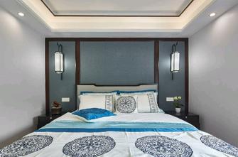 110平米中式风格卧室图