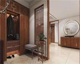 5-10万140平米三室四厅中式风格玄关图片大全