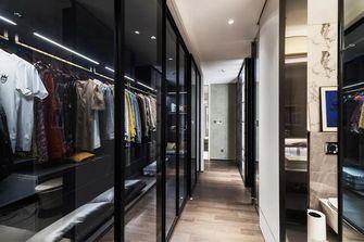 90平米三室两厅宜家风格衣帽间图