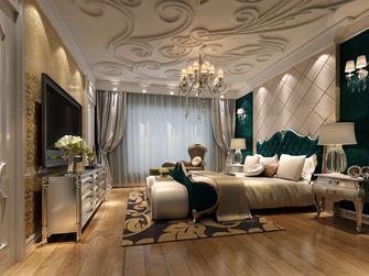 140平米四室三厅欧式风格卧室设计图