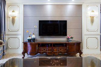 5-10万120平米三室两厅北欧风格客厅设计图