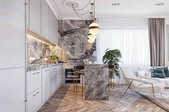 50平米一居室欧式风格餐厅效果图
