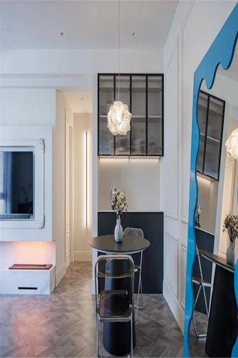 90平米一居室北欧风格餐厅装修图片大全