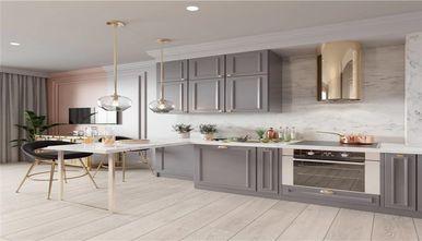 80平米欧式风格厨房图片大全