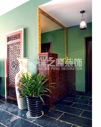 经济型140平米三室两厅东南亚风格玄关效果图