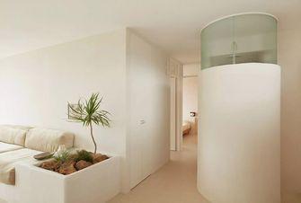 80平米公寓日式风格客厅设计图