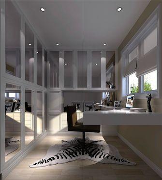 100平米一室一厅中式风格阳台欣赏图