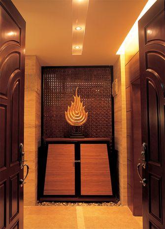 140平米复式东南亚风格走廊欣赏图