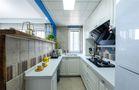 90平米地中海风格厨房图