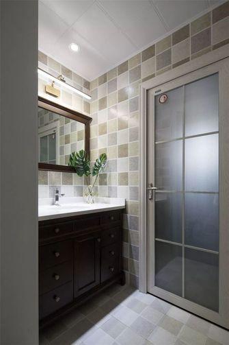 100平米三美式风格卫生间图片