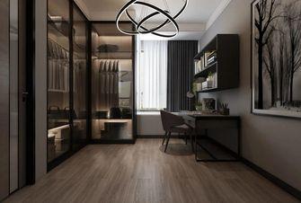 140平米四室两厅混搭风格衣帽间图片大全