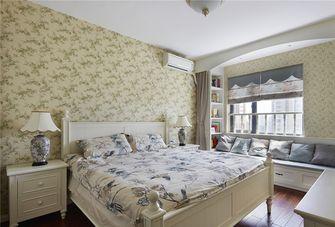富裕型80平米田园风格卧室图片