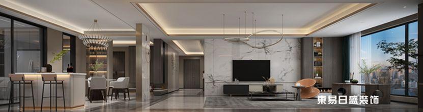 140平米四室三厅其他风格客厅设计图