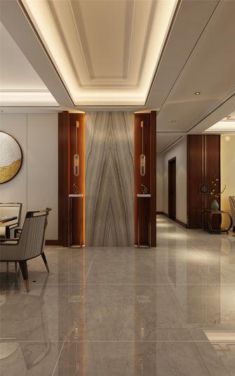 140平米四室两厅中式风格走廊设计图