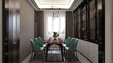 110平米三新古典风格餐厅装修案例