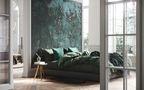 100平米公寓法式风格卧室欣赏图