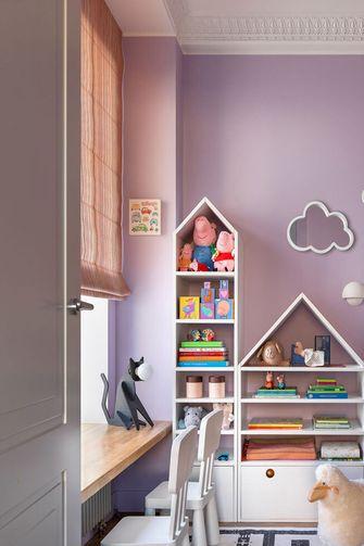 70平米混搭风格儿童房设计图