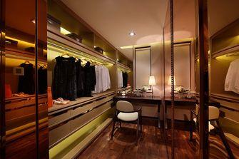 140平米四室两厅新古典风格衣帽间装修图片大全