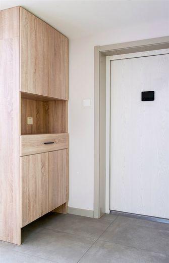 110平米三室两厅现代简约风格玄关装修案例