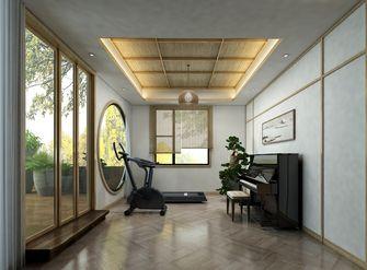 豪华型140平米别墅日式风格健身室图片