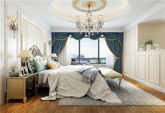140平米四室四厅欧式风格卧室装修图片大全