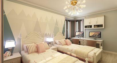140平米三室三厅美式风格儿童房图